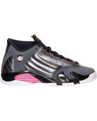 a75d5583819 Lyst - Nike Free Rn Distance 2 Light Aqua hyper Grape Running Shoe ...