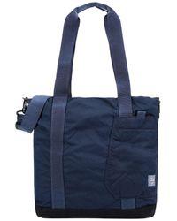7e737f3d9d22 Lyst - Stone Island Fold-over Closure Shoulder Bag in Black for Men
