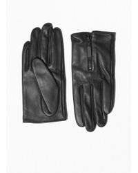 & Other Stories   Short Leather Gloves   Lyst