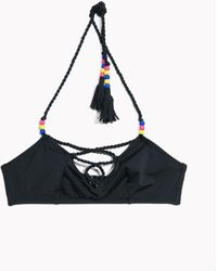 & Other Stories | Beaded Bikini Top | Lyst