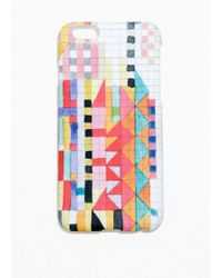 & Other Stories - Geo Doodle Iphone 6 Case - Lyst