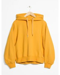 & Other Stories - Oversized Sweatshirt - Lyst