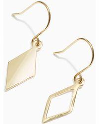 & Other Stories - Diamond Shape Hooks - Lyst