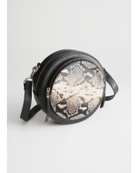 & Other Stories - Duo Pocket Circle Crossbody - Lyst