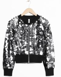 & Other Stories - Sequin Jacket - Lyst