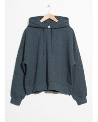 & Other Stories - Bird Sequin Hoodie - Lyst