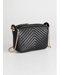 & Other Stories - Quilted Mini Bag - Lyst