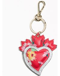 & Other Stories - Leather Keyring - Lyst