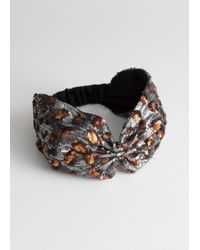 & Other Stories - Sequin Hairband - Lyst