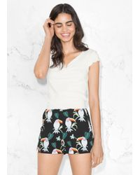 & Other Stories - Lettuce Edge Top - Lyst