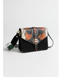 & Other Stories - Structured Small Accordion Bag - Lyst