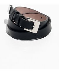 & Other Stories - Double Loop Leather Belt - Lyst