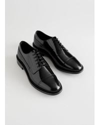 & Other Stories - Leather Oxfords - Lyst