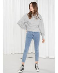 & Other Stories - Skinny Fit Jeans - Lyst