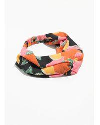 & Other Stories - Voluminous Hairband - Lyst