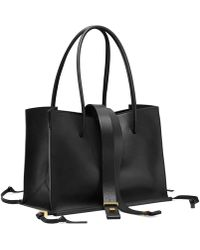Stuart Weitzman - The Shopping Tote Large - Lyst