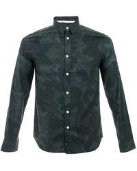 Uniforms for the Dedicated - Nantes Paintsplash Shirt 30020 04 - Lyst