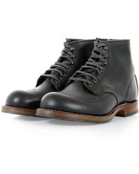 Red Wing - Beckman Black Featherstone Boot - Lyst