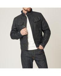 Matchless - Navy Kensington Jacket - Lyst