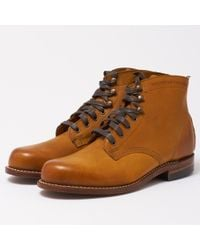 Wolverine - S Original Tan Boot - Lyst