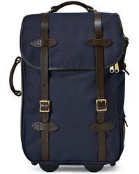 Filson - Rolling Carry On Bag - Navy - Lyst