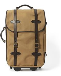 Filson - Rolling Carry On Bag - Tan - Lyst