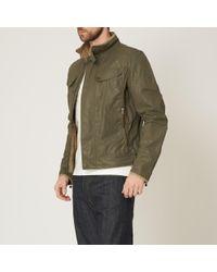 Matchless - Jungle Green Kensington Jacket - Lyst