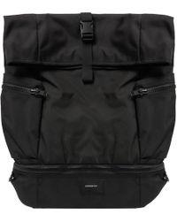 Sandqvist - Verner Backpack - Black - Lyst
