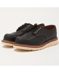 Red Wing - Black Chrome Classic Oxford Shoe - Lyst