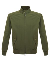 Baracuta - Original G9 Harrington Jacket - Lyst