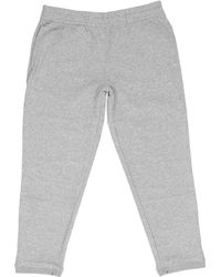 Wolsey | Brushed Soft Handle Grey Sweatpants | Lyst