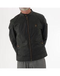 Belstaff - Kellend Waxed Cotton Jacket - Black - Lyst