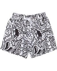 Boardies - Mr Doodle Swim Shorts - Lyst