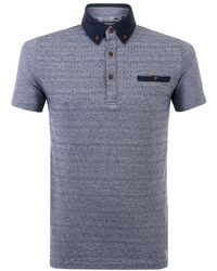 Matíníque - Polom Midnight Blue Polo Shirt - Lyst