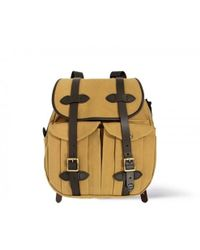 Filson - Rugged Twill Rucksack - Tan - Lyst