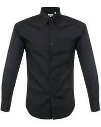 Naked & Famous - Naked And Famous Black Shirt 11508 - Lyst