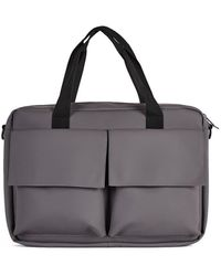 Rains - Pace Bag Smoke Shoulder Bag 1282 - Lyst