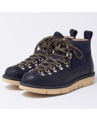 Fracap - M130 Magnifico Scarponcino Boots - Navy - Lyst