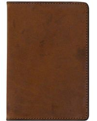 Tanner Goods - Dark Oak Travel Wallet - Lyst