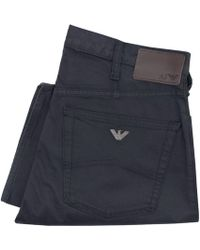 Armani Jeans - Armani J21 Navy Chino Jeans 8n6j21 6n0lz - Lyst