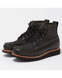 G.H.BASS - Black Quail Razor Hi Boot - Lyst