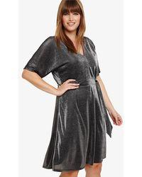 Studio 8 - Ashley Shimmer Dress - Lyst