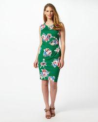 Studio 8 - Sizes 12-26 Green Olive Dress - Lyst