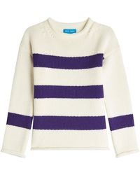 M.i.h Jeans - Wool Pullover With Cashmere - Lyst