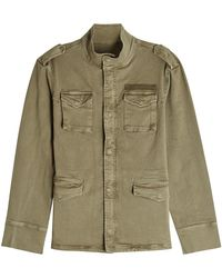 Anine Bing - Cotton Army Jacket - Lyst