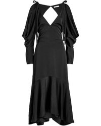 Rejina Pyo - Camille Dress With Cut-out Detail - Lyst