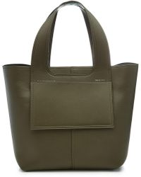 Victoria Beckham - Apron Leather Tote - Lyst