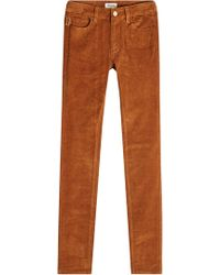 Zadig & Voltaire - Corduroy Trousers - Lyst