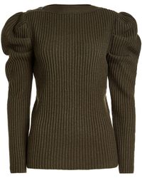 Nina Ricci - Wool And Cashmere Pullover - Lyst