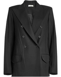 Nina Ricci - Oversize Jacket With Wool - Lyst